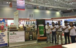 Ritachi Coffee tham gia HỘI CHỢ VINAMAC 2016