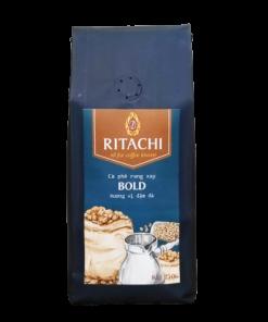 Cà phê rang xay BOLD đậm đà - Ritachi Coffee