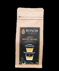 Cà phê pha phin HOUSE BLEND - Ritachi Coffee